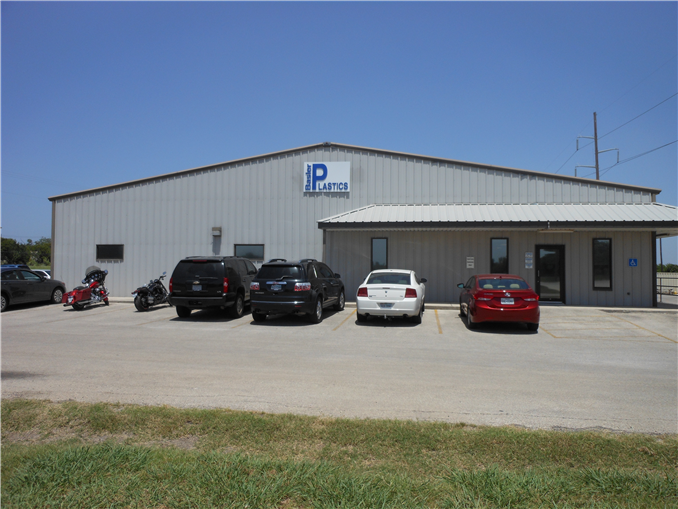 Basler Plastics, Conveniently located in San Marcos, Texas along the I-35 corridor