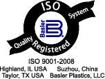 Quality Programs and Certifications | Basler Electric |  ISO Certification and Agency Standards - Logo Image